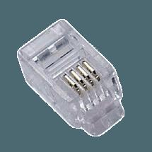 E-GREEN RJ-11 mrežni konektor 6/4  Konektor