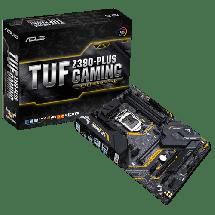 ASUS TUF Z390-PLUS GAMING  Intel, Intel® 1151 (8. i 9. gen.), Intel® Z390