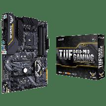 ASUS TUF B450-PRO GAMING  AMD, AMD® AM4, AMD® B450