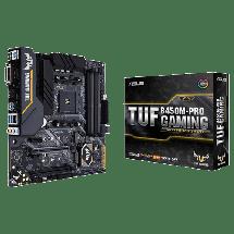 ASUS TUF B450M-PRO GAMING  AMD, AMD® AM4, AMD® B450