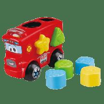 PLAY GO Vatrogasno vozilo - 127117  18+ meseci, Plastika