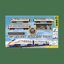 GOLDLOK Voz na baterije Express moderan - 0127414  4+ godina
