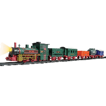 GOLDLOK Voz na baterije Express klasičan - 0127415  4+ godina