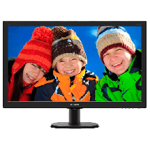 "Monitor PHILIPS LED V Line serija 223V5LHSB/00  21.5"", TN, 1920 x 1080 Full HD, 5ms"