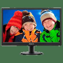 "Monitor PHILIPS LED 18.5"" V-line 193V5LSB2/10 HD Ready  18.5"", 1366 x 768 HD ready, 5ms"