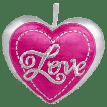 AMEK TOYS Pliš sa srcem - 0127141  Ženski, 3+ godina, Pliš