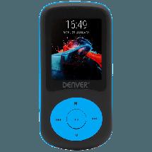 "DENVER MPG-4094NR (Plavi)  4GB, 1.8"", microSD"
