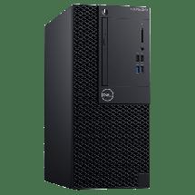 DELL OptiPlex 3060 MT  Intel® Core™ i3-8100 3.60 GHz, 4GB, Intel® UHD Graphics 630, Linux Ubuntu 16.04 (Xenial Xerus)