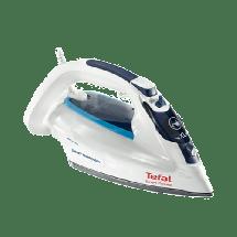 TEFAL Pegla Smart Protect - FV4980  Parna, Bela/Plava