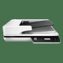 HP Skener ScanJet Pro 3500 f1 - L2741A  A4 skener, položeni skener sa ADF-om, CIS, do 600 dpi (kolor i mono, ADF); do 1200 dpi (kolor i mono, položeni)