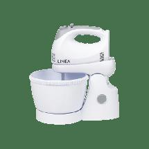 LINEA Mikser sa posudom LMP 0468  Bela, 5, 300 W