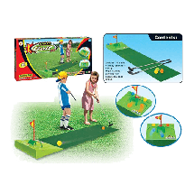 AO JIE Golf set Deluxe - 0124825  3+ godina, Plastika