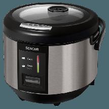 SENCOR Aparat za kuvanje pirinča SRM 1890SS  Crna/Inox, 800 W