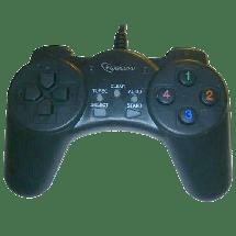 GEMBIRD gamepad JPD-DIGITALPAD (Crni)  USB, Windows