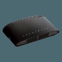 D-Link Switch DES-1008D  Neupravljivi, 8 RJ-45 portova, 1K, 1.6Gbps