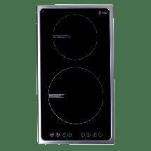 VOX Ugradna ploča EBI200DB  Crna, Indukciona, Senzorsko upravljanje (Na dodir)