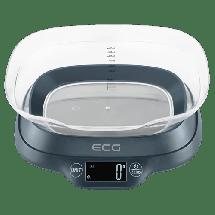 ECG Kuhinjska vaga KV 1120SM  Siva, Digitalna, 5 Kg