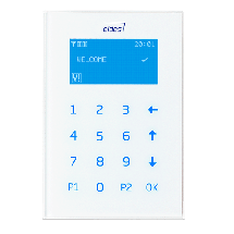ELDES EKB2  Pristupna tastatura, Panel osetljiv na dodir