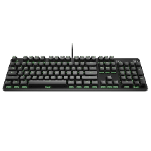HP gejmerska tastatura Pavilion 500 - 3VN40AA  Mehanički tasteri, Cherry MX Red, EN (US), 104