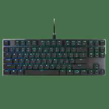COOLER MASTER gejmerska tastatura SK630 - SK-630-GKLR1-US  Mehanički tasteri, Cherry MX Red, EN (US), 87