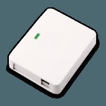 ELDES ESIM320  Kontroler, Daljinska kontrola (bežična), Instalacija u zid (modul)
