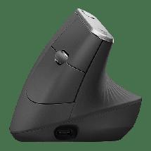 LOGITECH bežični vertikalni miš MX Vertical - 910-005448  Optički, 4000dpi, Ergonomski dizajniran