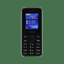 """COOLPAD Allure F113 (Crna) - 7800504,  1.77"""", 128 MB, 0.08 Mpix, 32 + 32 MB"""