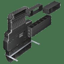 BOSCH Dodatak za odvođenje vazduha sa recirkulacijom HEZ381501