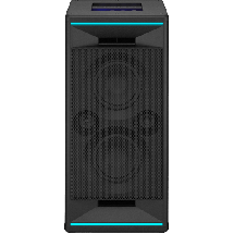 PIONEER Club5 - XW-SX50-B  1.0, 120W, Bluetooth, Nema