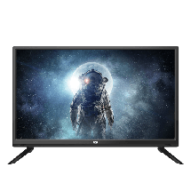 "VOX 24DSA306H  LED, 24"" (60.9 cm), 720p HD Ready, DVB-T2/C/S2"