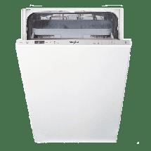 WHIRLPOOL Ugradna mašina za pranje sudova WSIC 3M27C  10 kompleta, A++