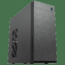 CHIEFTEC kućište HC-10B-OP (Crno)  Midi Tower, Micro-ATX, Mini-ITX, ATX, Bez napajanja, Crna