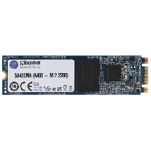 KINGSTON 120G SSDNOW A400 - SA400M8/120G  120GB, M.2 2280, SATA III, do 500 MB/s