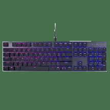 COOLER MASTER gejmerska tastatura SK650 - SK-650-GKLR1-US  Mehanički tasteri, Cherry MX Low Profile, EN (US), 104