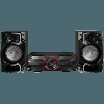 PANASONIC SC-AKX320E-K  Mikro linija, 450W, FM, Crna