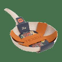 TEXELL tiganj Stone Line TPSL-D24 (Bež)  24cm, Bež