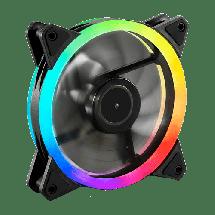 SHARKOON ventilator - SHARK RGB  Ventilator, Vazdušno hlađenje, 120 x 120 x 25 mm