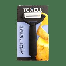 TEXELL ljuštač TLK-116 (Crni)  Ljuštač, Keramika/Plastika, Crna