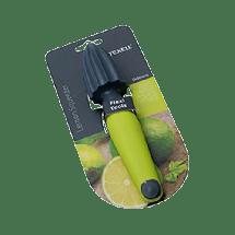 TEXELL cediljka za citruse TKP-CC154 (Crna/Zelena)  Cediljka za citruse, Plastika/Termootporna guma, Crna/Zelena