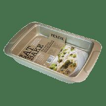 TEXELL pekač M Texell Gold Line TPGL-PM188 (Inox)  Pekač, Karbon čelik, 32.2x21.5x5cm, Inox
