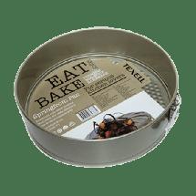 TEXELL kalup TPGL-T185 (Inox)  Kalup za tortu, Karbon čelik, 26x0.4cm, Inox