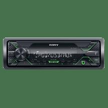 SONY CDX-G1302U - CDXG1302U.EUR,  Tjuner/CD/USB/AUX, MOSFET 4 x 55W, MP3, WMA, FLAC, 1 DIN