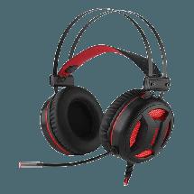 REDRAGON gejmerske slušalice Minos H210 (Crna/Crvena)  Virtual 7.1, 50mm, 20Hz - 20kHz, 120dB