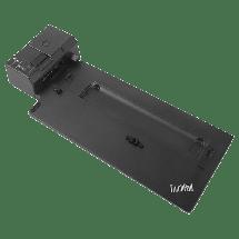 LENOVO ThinkPad Pro Docking Station 135W - 40AH0135EU  USB-C, 3x USB 3.1 gen 1, 2x USB 2.0, USB-C, LAN, 2x DisplayPort,  Stereo/Mic Combo Audio Port, Crna