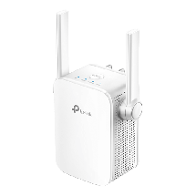 TP-LINK AC750 Range Extender - RE205 -  Range Extender, 802.11 ac, do 433Mbps, Dual Band (2.4 GHz & 5 GHz)
