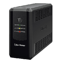 CYBERPOWER UPS UT650EG,  650VA / 360W, Line-Interactive, 165-290 VAC, 230VAC +/-10%