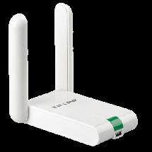 TP-LINK 300Mbps High Gain Wireless USB Adapter - TL-WN822N  USB, 802.11 n, mini USB 2.0, do 300Mbps