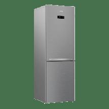 BEKO kombinovani frižider RCNA366E30ZXB  Neo Frost, 186 cm, 215 l, 109 l