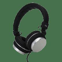 MS INDUSTRIAL slušalice STYLE (Crno/Srebrne)  Naglavne, Stereo, 20Hz - 20KHz, 105dB