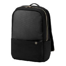 "HP ranac za laptop Duotone (Crni/Zlatni) - 4QF96AA  Ranac, do 15.6"", Crna/Zlatna"